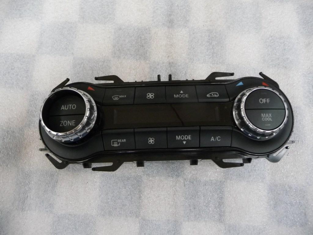 Mercedes Benz CLA Class A/C Heater Climate Control Switch A2469000815 OEM A1