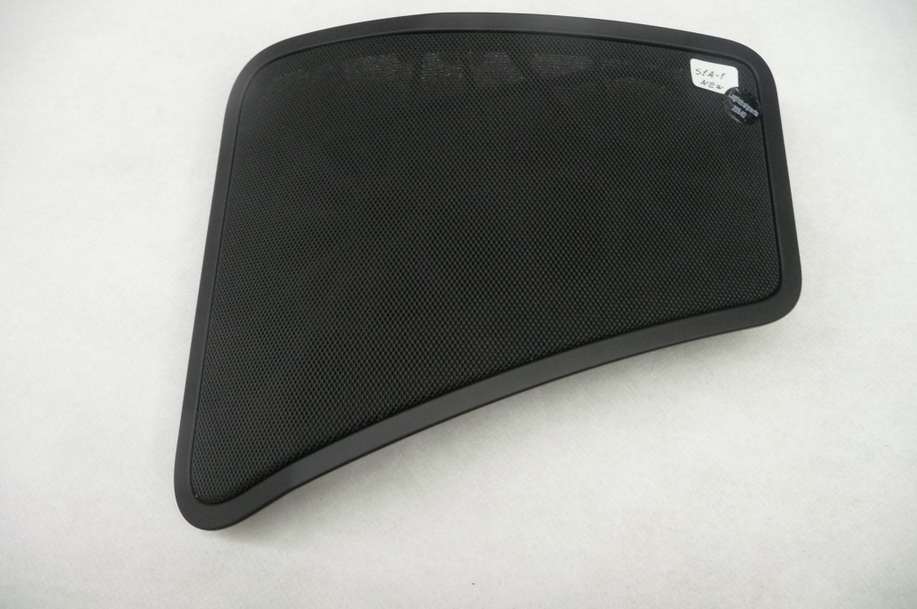 2009 2010 2011 2012 2013 2014 2015 2016 BMW F10 F01 F02 528i 550i 740Li 750i 760Li Rear Left Driver Side Speaker Cover Grille 51469157389 OEM A1