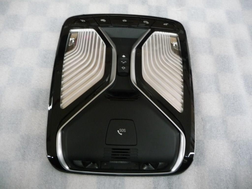 2016 2017 BMW 7 Series G12 740i 750i Headliner Control Module 61319391452 ; 61316838223 ; 61316805402; 61316825013 ; 61316808368; 61316838339; 61316826586; 61316832337; 61316847627; 61319387320; 61319399404 OEM A1