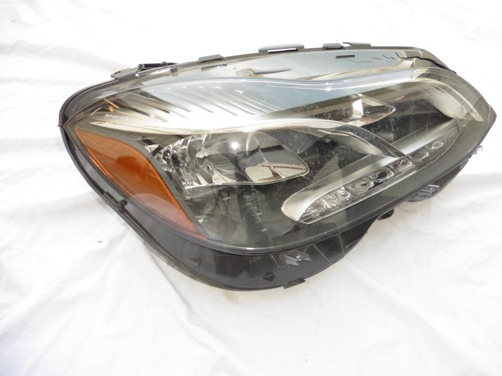 Mercedes Benz E Class W212 Sedan Right Passenger LED Headlight 2128205239 OEM OE