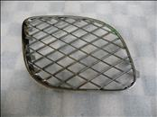 Bentley Continental Flying Spur Front Bumper Lower RH Grille 3W5807682F OEM A1