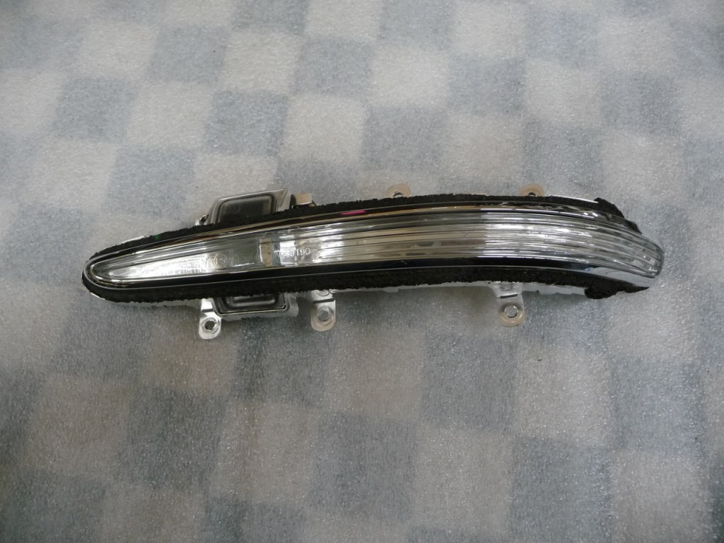 2012 2013 Bentley Continental Flying Spur GT GTC Left Mirror Lens Light Lamp  - Used Auto Parts Store | LA Global Parts