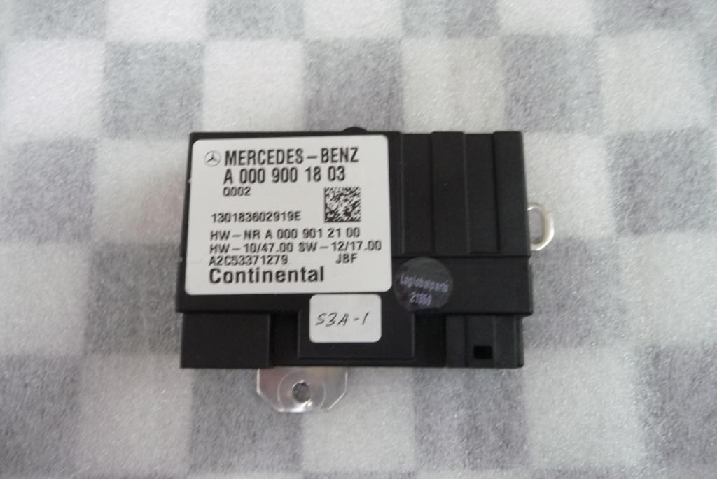 Mercedes Benz CLS E GLE GLS Class Fuel Pump Control Unit A0009006207 OEM A1