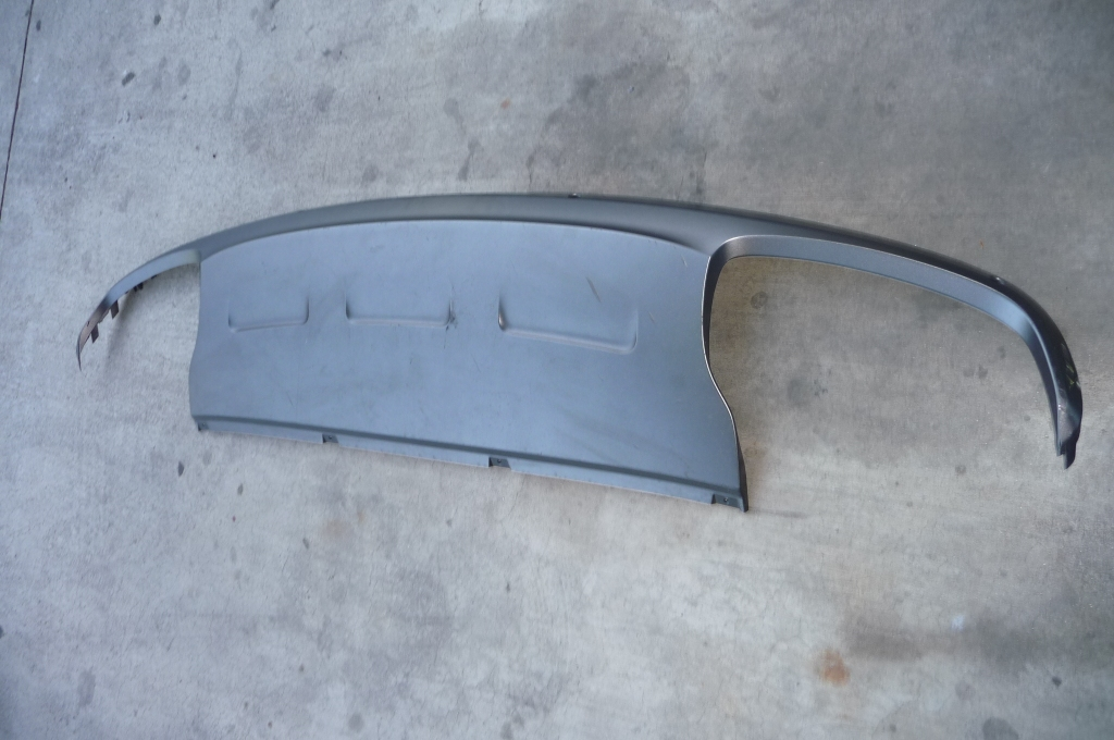 2016 2017 2018 Bentley Bentayga BY636 rear Bumper Lower Diffuser 36A853653 36A807521 OEM OE