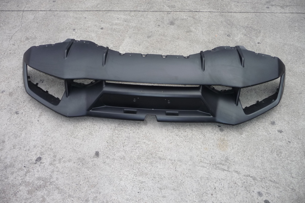 2015 2016 15 16 Lamborghini Huracan LP610-4  Rear Bumper Lower diffuser Covering 4T0807539A  H1