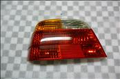 BMW 7 Series Rear Left Taillight Tail Light Lamp Yellow Turn Signal 63218381249