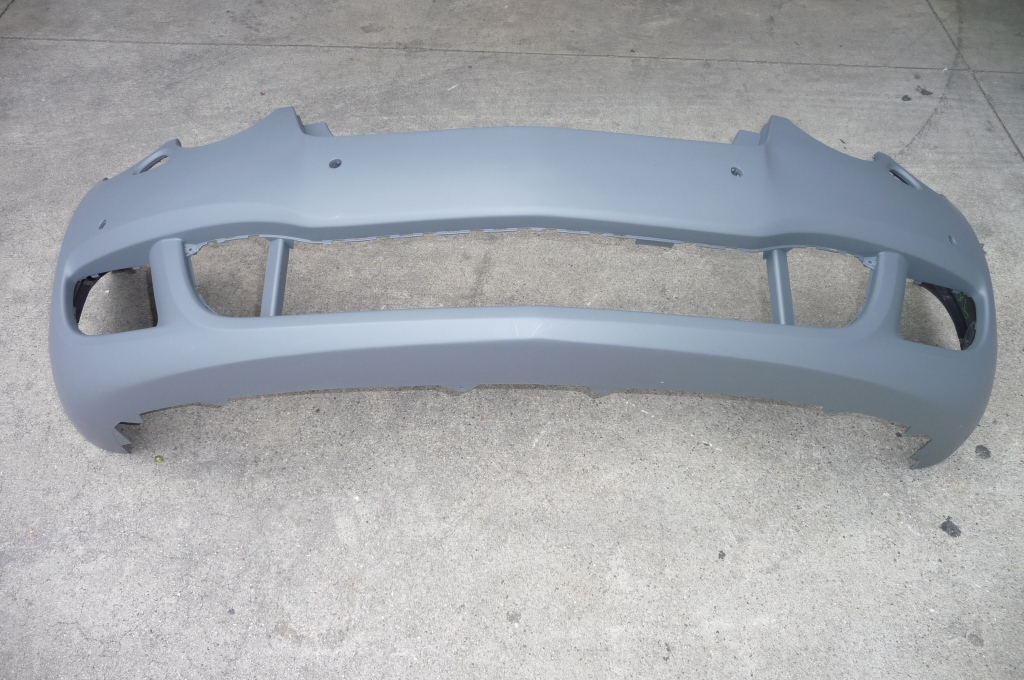 2009 2010 2011 09 10 11 Bentley Continental GT Coupe GTC Convertible two 2 door Front Bumper 3W8807221AK OEM OE