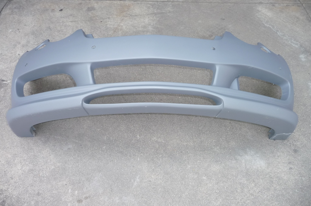 2004 2005 2006 2007 2008 04 05 06 07 08 04-08 Bentley Continental GT GTC Coupe Convertible Front Bumper Veilside Aftermarket - Used Auto Parts Store | LA Global Parts