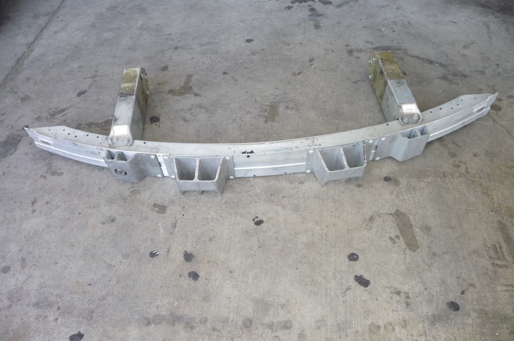 2016-2017 BMW 6 Series F06 F12 Front Bumper Carrier 51117385208 OEM A1