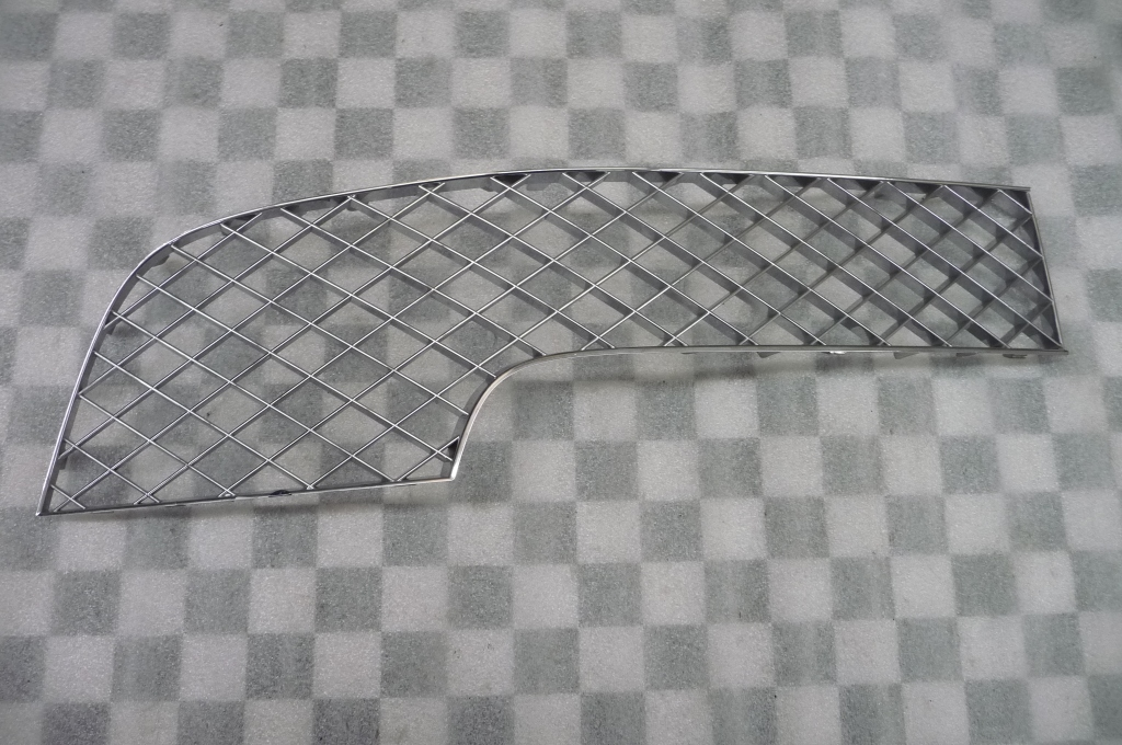 2012-2013 Bentley Continental GT GTC Front Bumper Left Grille 3W3807681 OEM A1