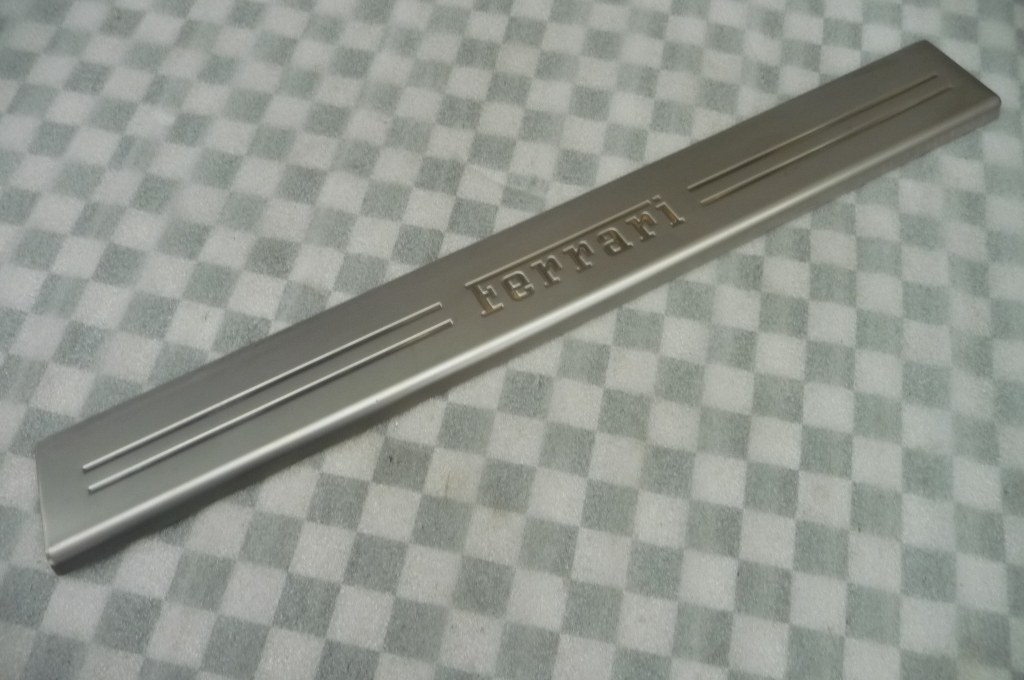 2012 Ferrari FF Left LH Kickplate 83315200 OEM A1
