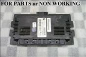 10-16 BMW Z4 E89 ECU Footwell Module 3 LED AHL FRM3R PL2 [27] 61359224604 OEM A1