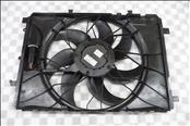 Mercedes Benz C E GLK Class Engine Cooling Fan Assembly A2045000293 2045000293 OEM A1