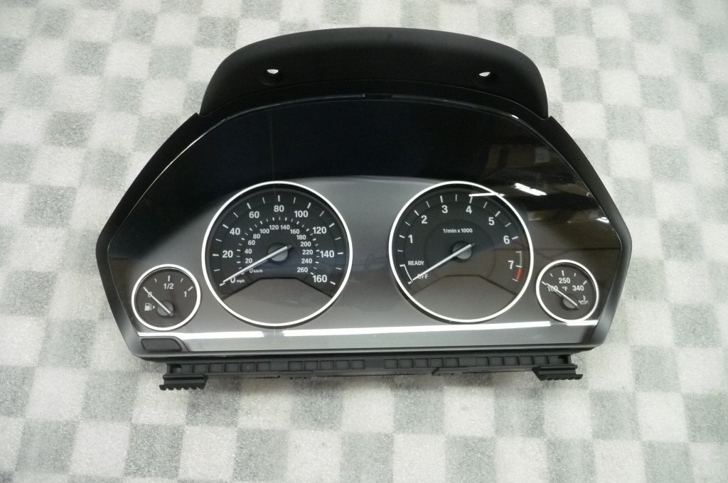 2012-2016 BMW 3 4 Series Instrument Cluster 62106847232 OEM A1