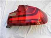 2014-2016 BMW 2 Series Rear Right Passenger Side Tail Light 63217295428 OEM
