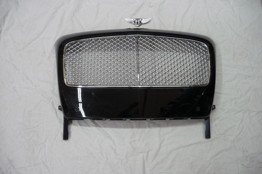 2013 2014 2015 2016 Bentley Continental Sedan Flying Spur Front Grille Grill 4W0853653A - Used Auto Parts Store | LA Global Parts