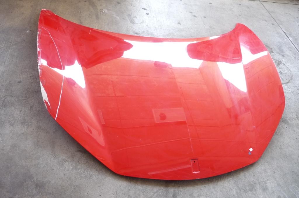 2010 2011 2012 2013 2014 Ferrari 458 Spyder, Italia Front Hood Bonnet Cover 81230411, 83886711 OEM OE
