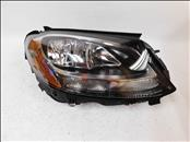 2015-2017 Mercedes Benz W205 C Class Right Halogen Headlight 2059067202 OEM