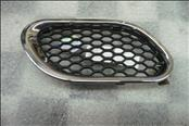 2005 2006 2007 2008 2009 2010 Maserati Quattroporte Left Front LH Lateral Air Outlet / Fender Grille 67570500 OEM OE