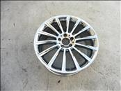 "2014 2015 2016 2017 Mercedes Benz W222 S550 S600 S63 AMG 20 x 8.5"" Front Wheel Rim A2224010400 OEM OE"