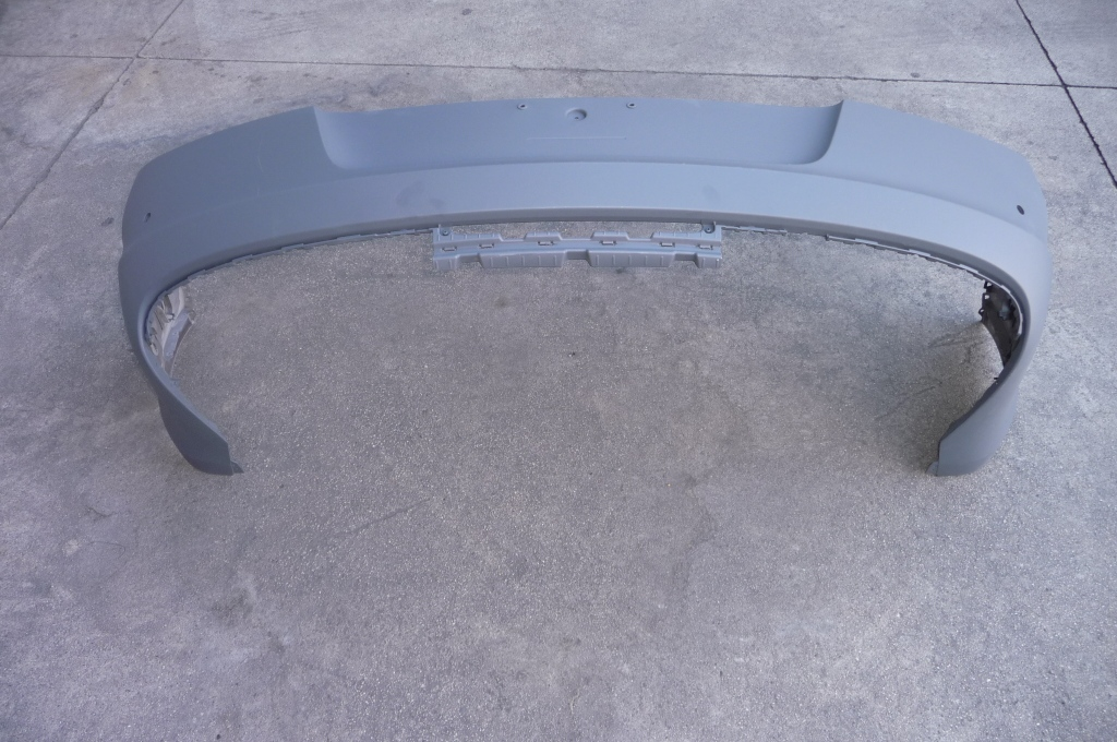 2012 2013 2014 2015 Bentley Continental Two 2 Door Rear Bumper GT GTC 3W3807332; 3W3807417, Remanufactured OEM OE ,needs some work - Used Auto Parts Store | LA Global Parts