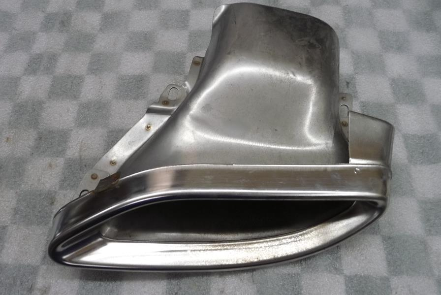 2015 2016 2017 Mercedes Benz C300 C350e GLC300 GLC43 AMG SL550 Rear Left Exhaust Tail Pipe Tip A2054900300 OEM OE