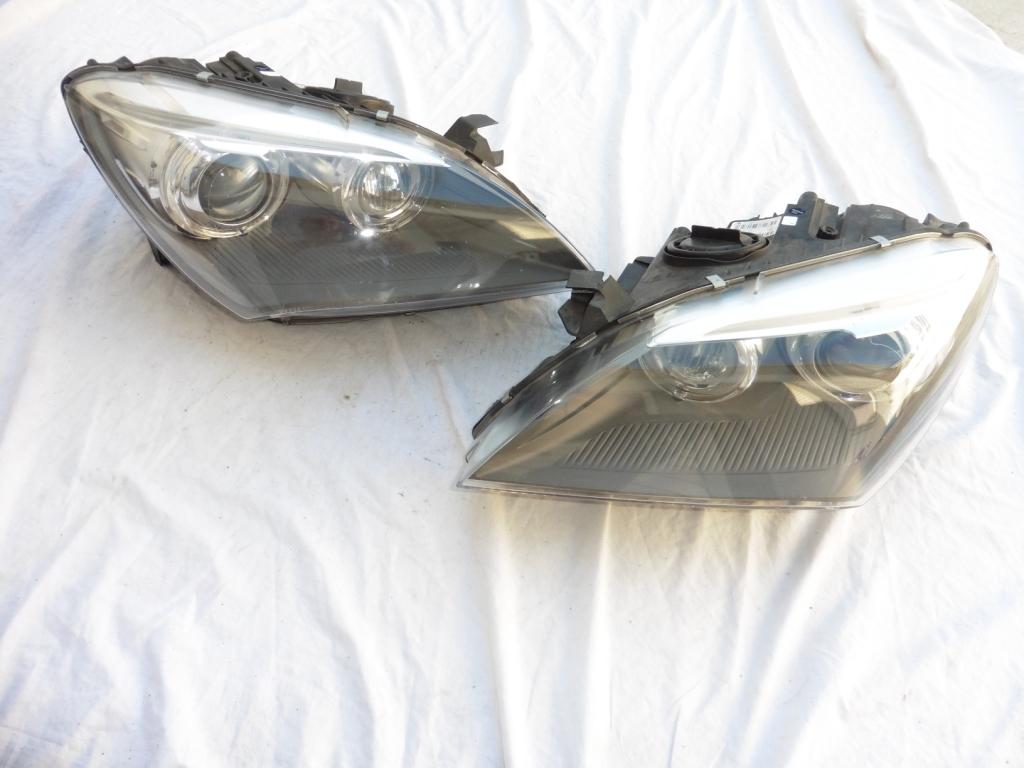 2012-2015 BMW F12 650i 640i Bi-Xenon HID Left & Right Bare Headlight Headlamp 63117272018, 63117272017, 7222094-12, 7222093-12;  030254128200; 030254128100 OE