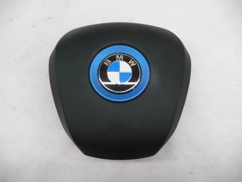 2014 2015 2016 2017 BMW i3 Driver Side Steering Wheel Airbag Module 32306870364 ; 1030808 ; 32306867728 ; 32306852179 ; 33687036401 OEM A1