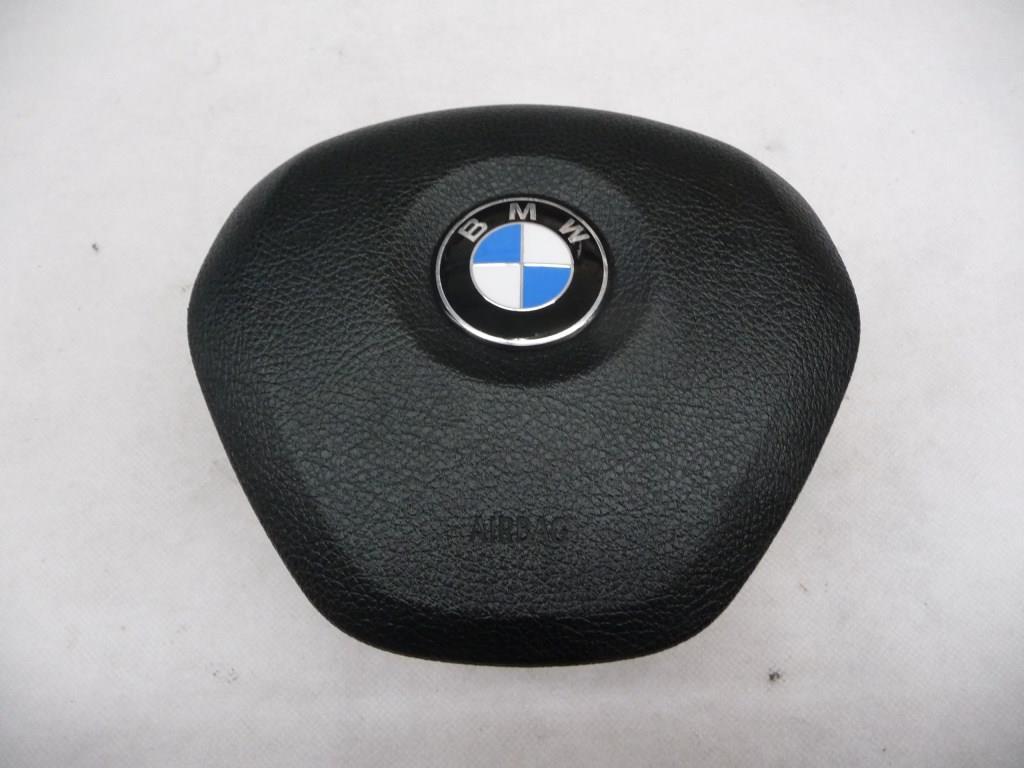 2012 2013 2014 2015 2016 2017 BMW F22 F30 F31 F32 F34 F36 228i 328i 340i 435i 440i Driver Side Steering Wheel Airbag Module 32306864497 ; 32306871095 OEM OE