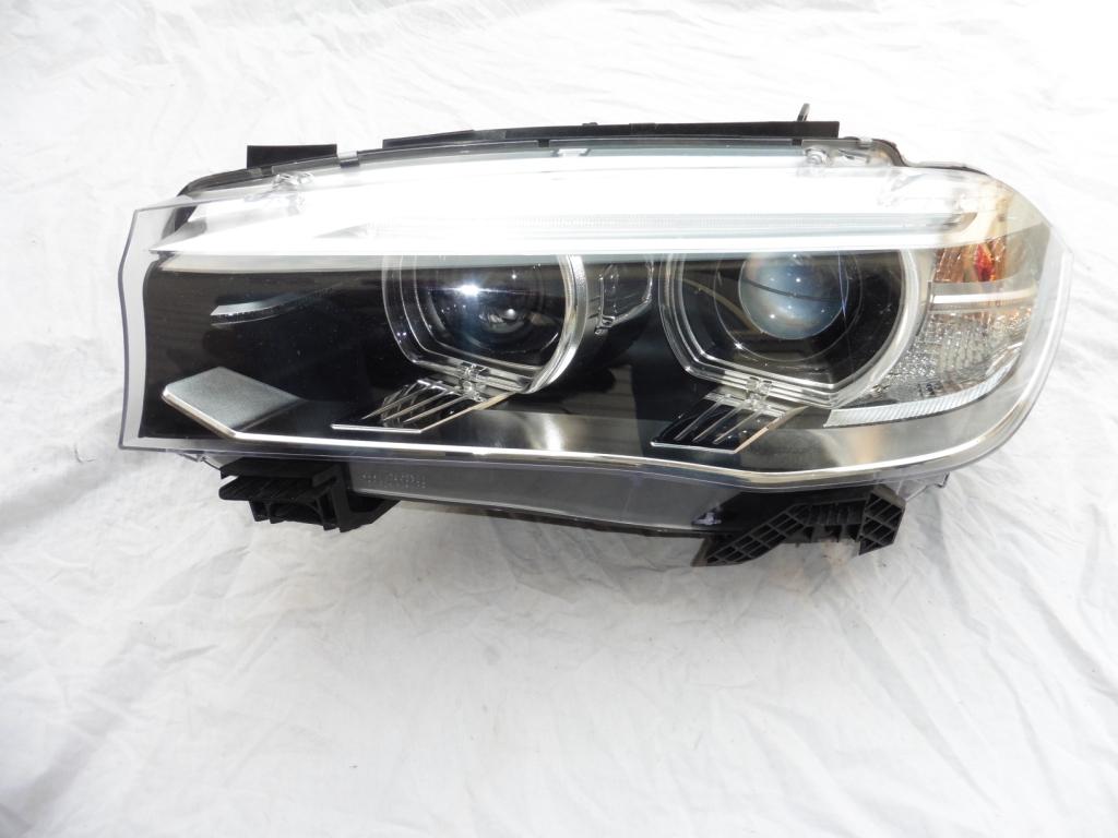 2014 2015 2016  BMW X5 X6 F15 F16 Left Driver HID AHL Xenon Headlight 740617; LE11E6265; 63117317109 OEM OE