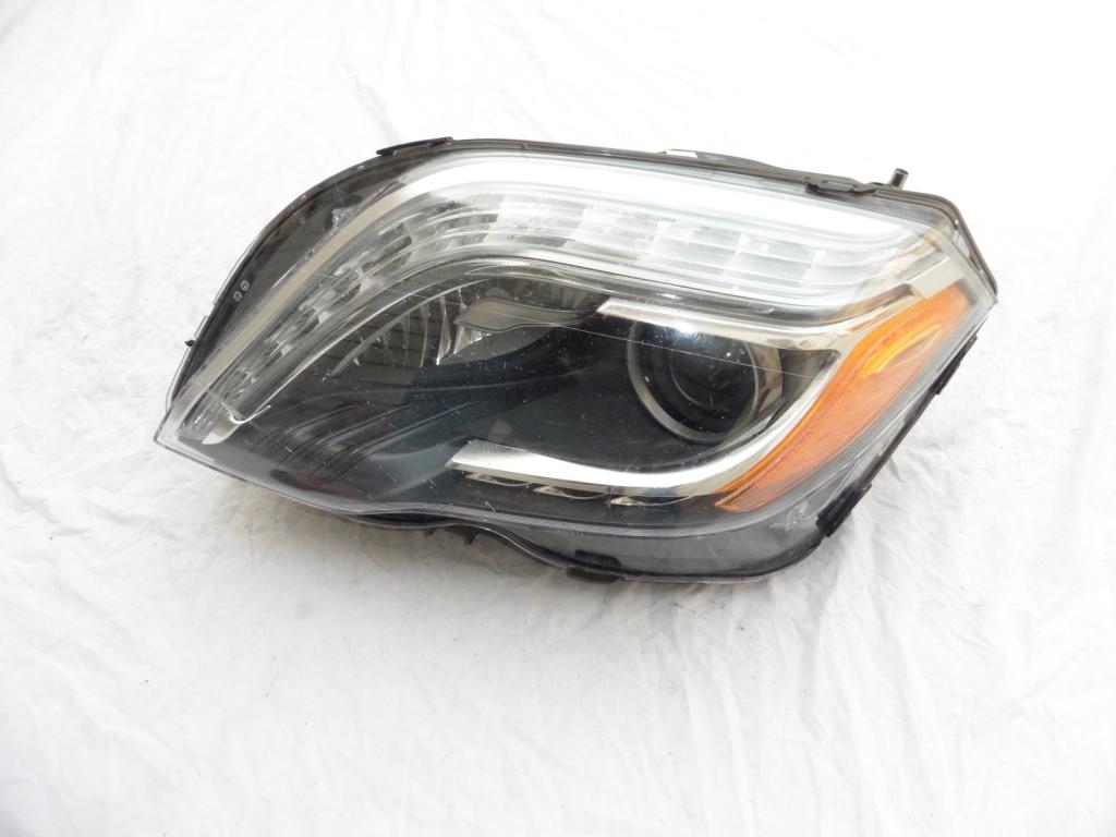 2013 2014 2015 Mercedes Benz X204 GLK350 Left Driver HID Xenon Headlight 2048202739; A2048202739; 732.81.100.00 OEM OE
