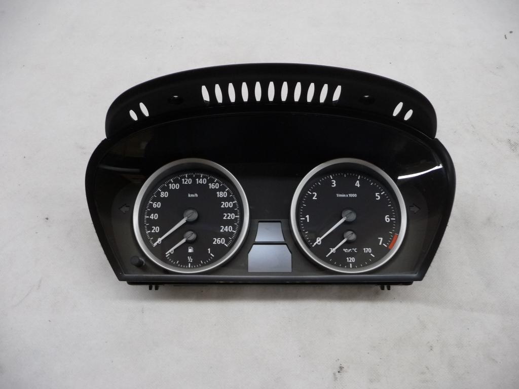 2004 2005 2006 2007 2008 2009 2010 BMW E63 E64 645Ci 650i Instrument Cluster Speedometer 62116983163 ; 6952897 OEM OE