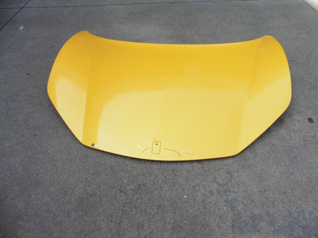 Ferrari 458 Spyder, Italia Front Hood Bonnet Cover 81230411, 83886711 OEM OE