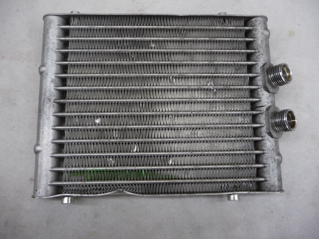 2004 2005 2006 2007 2008 2009 2010 2011 2012 2013 2014 2015 2016 2017 Bentley Continental GT GTC Flying Spur Front Differential Oil Cooler 4B0317021D OEM OE