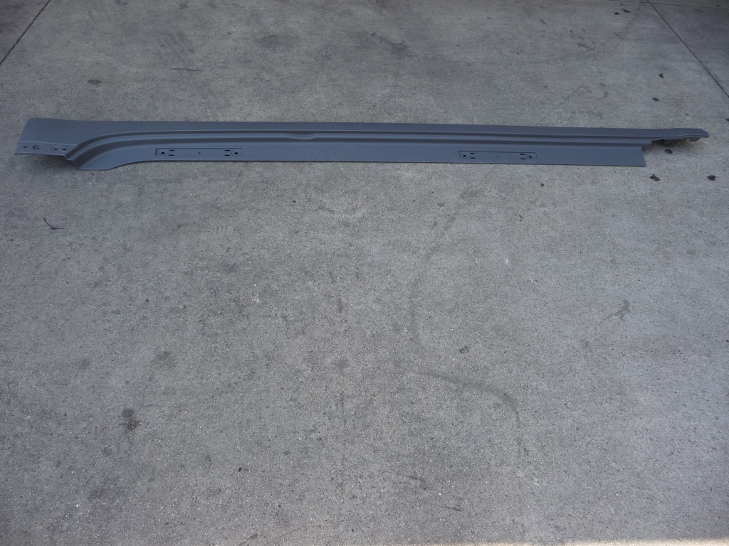 2011 2012 2013 2014 2015 2016 Bentley Mulsanne Left Driver Side Rocker Sill Panel Trim Molding Moulding 3Y5853851C; 3Y5853853G OEM