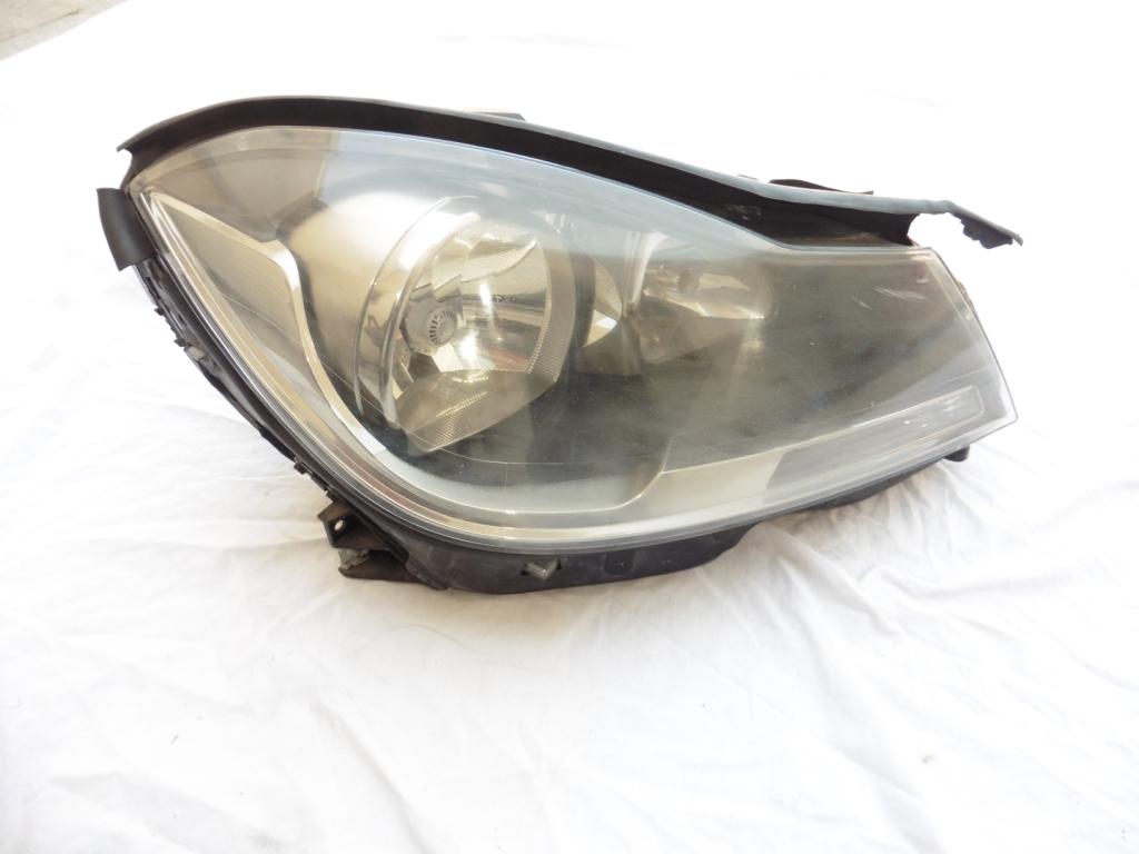 Mercedes Benz W204 C350 C250 C300 Right Headlight Headlamp A2048200039 OEM OE