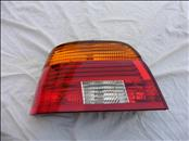 1997 1998 1999 2000 BMW E39 525i 528i 530i 540i M5 Red Left Driver Tail Lights Rear Brake Lamp 63216900211; 63.21-6900211 OEM