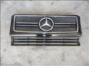 2002 2003 2004 2005 2006 2007 2008 2009 2010 2011 2012 2013 Mercedes Benz W463 G-Class G63 Look Front Grille Assembly WE-G0130-A2-SL775 OEM OE