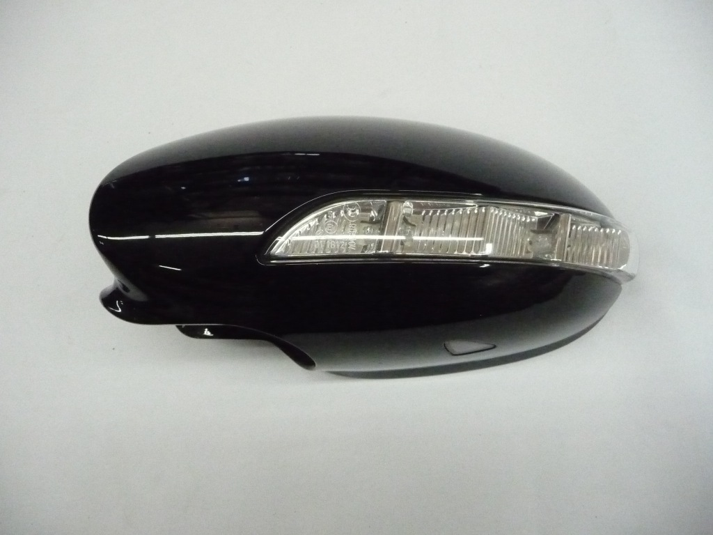 2007 2008 2009 2010 Mercedes Benz CL550 CL600 S550 S600 Left Driver Door Mirror Housing Cover Cup 2198100164 ; 2198200521 OEM OE