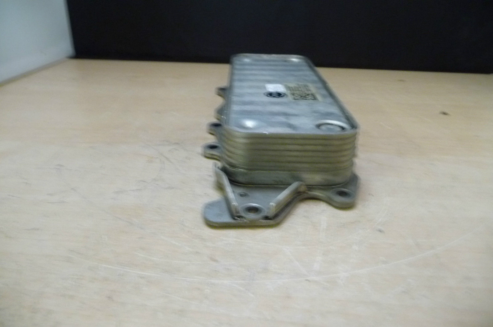 Mercedes benz e r s class gl ml sprinter engine oil cooler for Mercedes benz oil