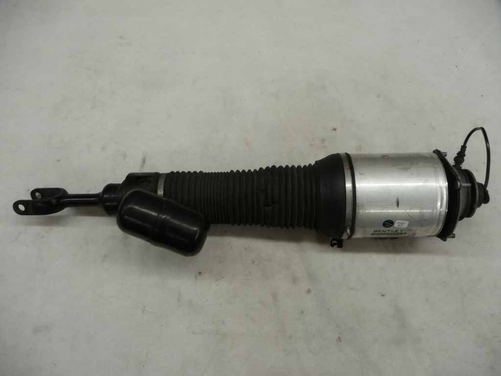 2006 2007 2008 2009 2010 2011 2012 Bentley Continental Flying Spur Front Right Suspension Air Shock Spring Strut 3W5616040B, 3W5616040M - Used Auto Parts Store | LA Global Parts