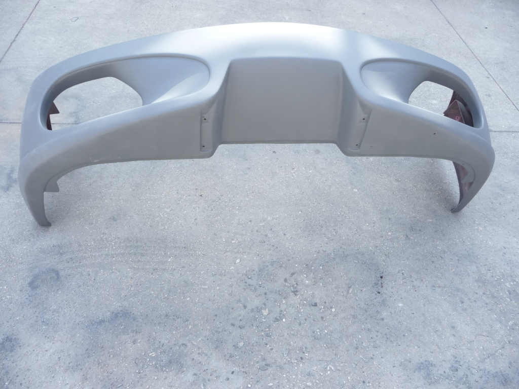 2005 2006 2007 2008 2009 Ferrari F430 430 Front Bumper Cover 69450210, Repaired / Primer - Used Auto Parts Store | LA Global Parts