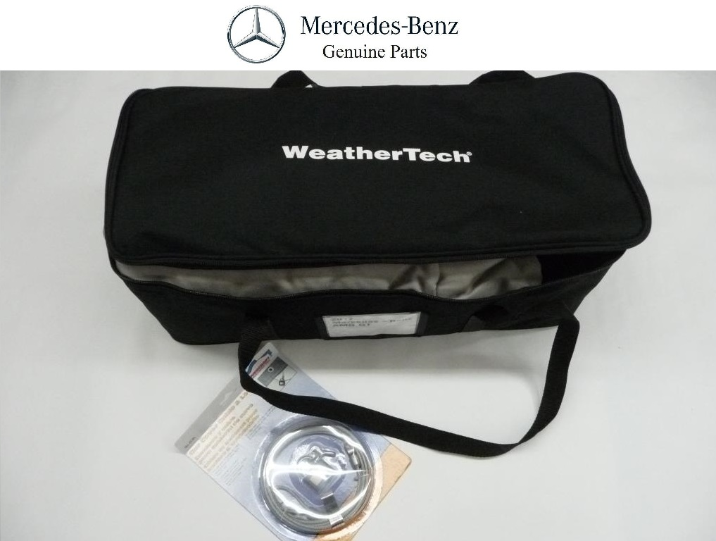2016 2017 2018 Mercedes Benz AMG GT S Custom Fit Car Cover with Bag, Cable & Lock C17899D4 OEM OE