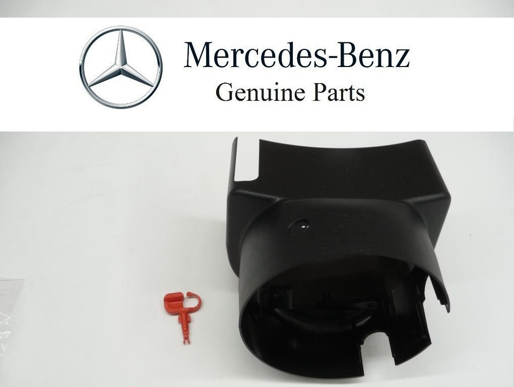 2010 2011 2012 2013 2014 2015 2016 2017 Mercedes Benz Sprinter 2500 3500 Steering Column Shroud Combo Switch Cover A9064620023 OEM OE