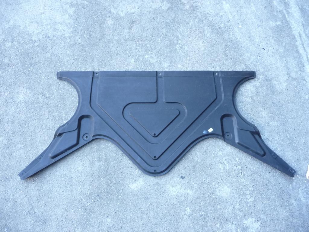 2006 2007 2008 2009 2010 Bentley GTC Rear Underbody Lining Shield Cover 3W0825238E 3W7825238 OEM OE