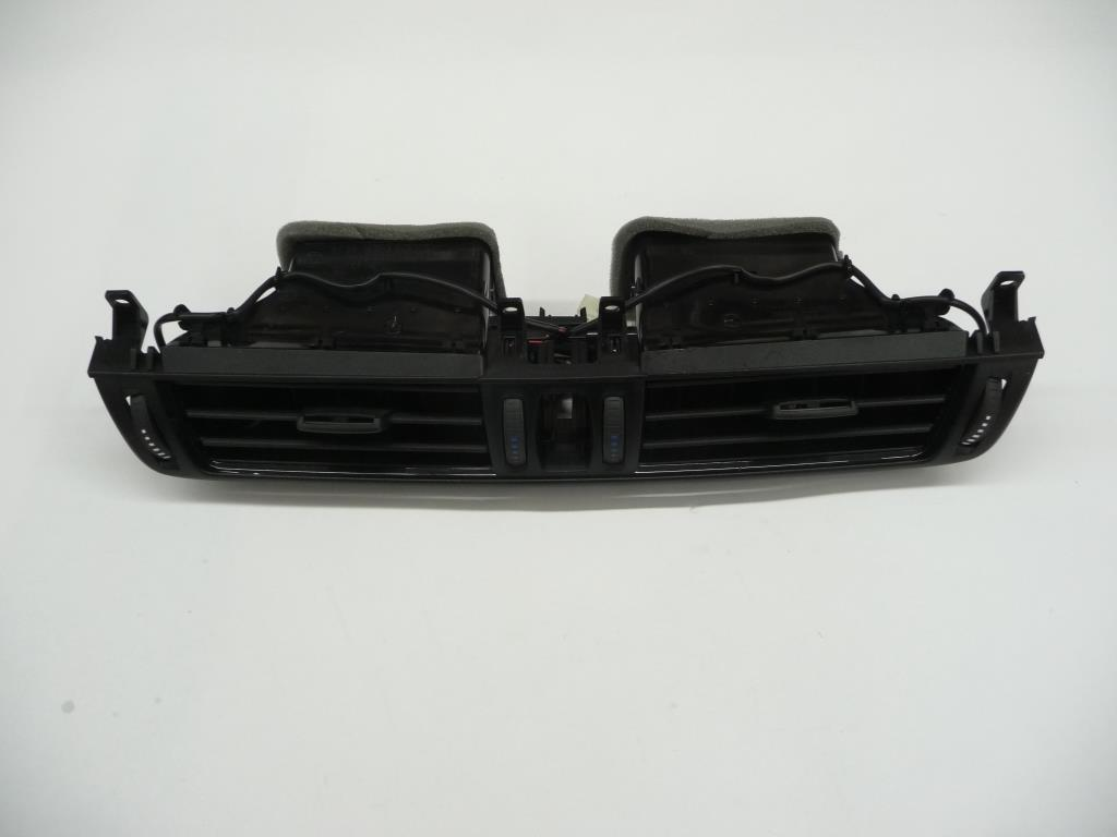 2014 2015 2016 2017 2018 BMW F15 F85 F16 F86 X5 X6 Dashboard Center Fresh Air Vent Grille 64229252648 ; 925264810 OEM OE