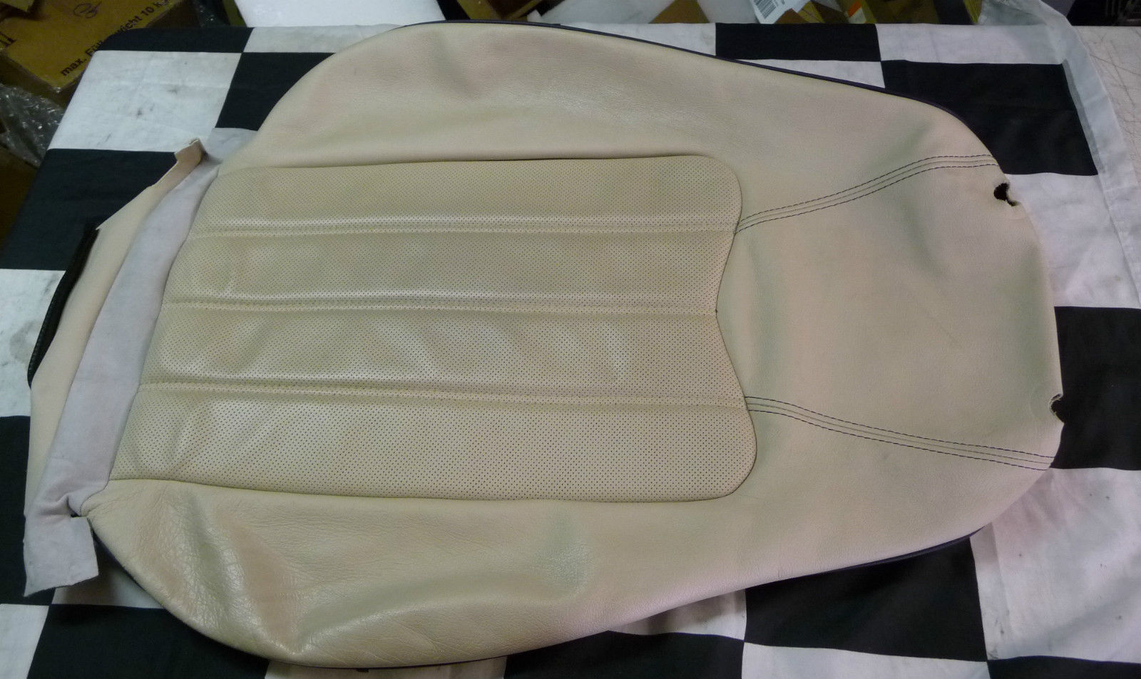 2010 Maserati Quattroporte Front Seat Back Padding 964793232 - Used Auto Parts Store | LA Global Parts