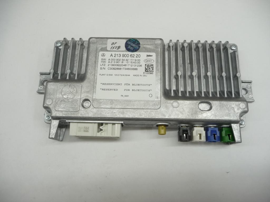 2018 Mercedes Benz W213 E400 S450 Electrical Control Module A2139006220 ; A0009025442 ; A2139018110 OEM OE