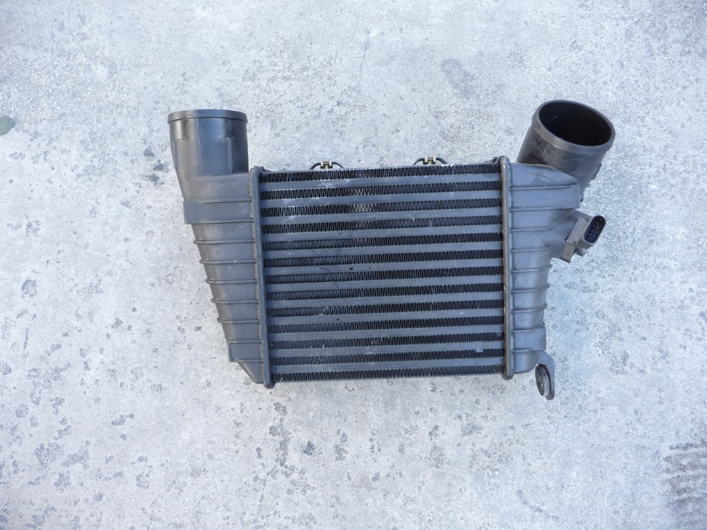 2012 2013 2014 2015 Bentley Continental Right Passenger Side Intercooler Assembly 3W0145804A  - Used Auto Parts Store | LA Global Parts