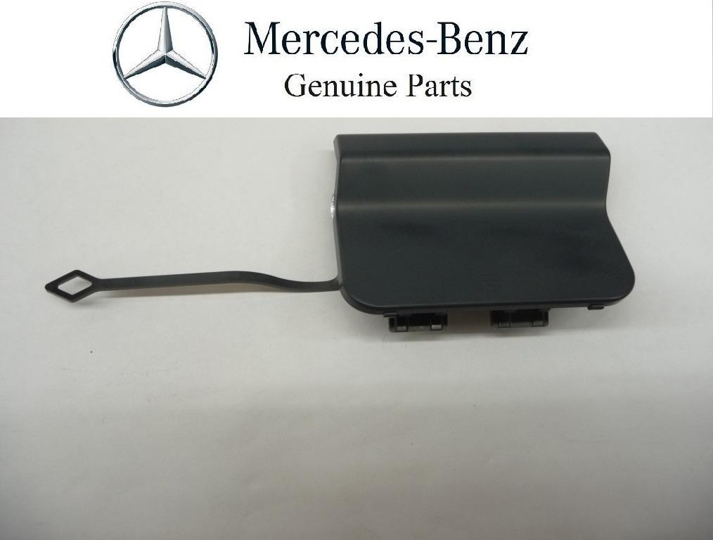 2012 2013 2014 2015 Mercedes Benz W204 C250 C350 Rear Bumper Tow Hook Eye Cover A2048856223 OEM OE